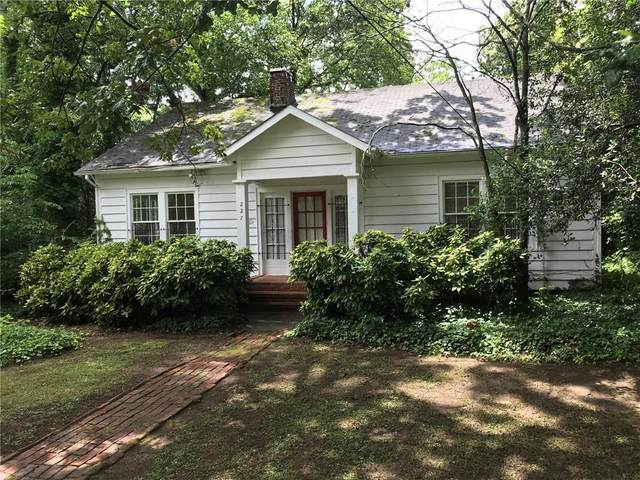 227 S Mcdonough Street, Decatur, GA 30030 (MLS #6786413) :: North Atlanta Home Team