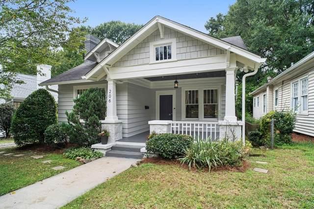 206 Whitefoord Avenue NE, Atlanta, GA 30307 (MLS #6786429) :: RE/MAX Prestige