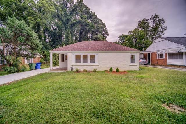 107 Whitaker Circle NW, Atlanta, GA 30314 (MLS #6786431) :: Compass Georgia LLC