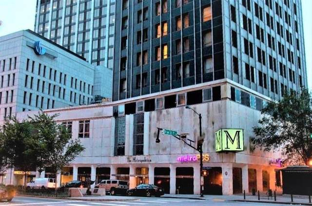 20 Marietta Street NW 6F, Atlanta, GA 30303 (MLS #6786459) :: The Heyl Group at Keller Williams