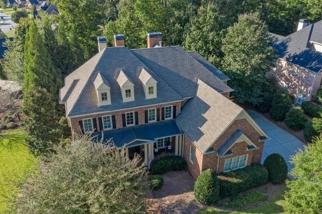 2321 Whiting Bay Courts NW, Kennesaw, GA 30152 (MLS #6786473) :: The Heyl Group at Keller Williams