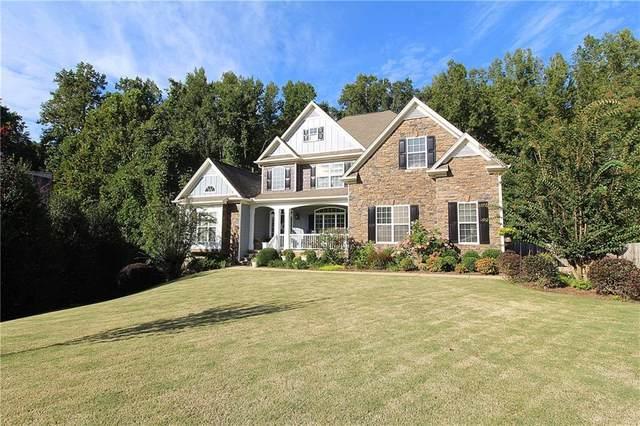374 Gainesborough Drive, Dallas, GA 30157 (MLS #6786479) :: Rock River Realty