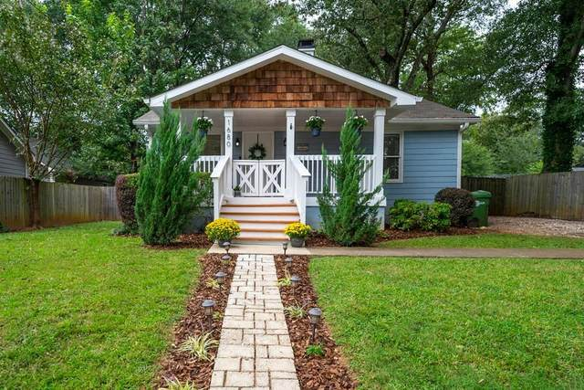 1680 Dixie Street SE, Atlanta, GA 30317 (MLS #6786497) :: Path & Post Real Estate