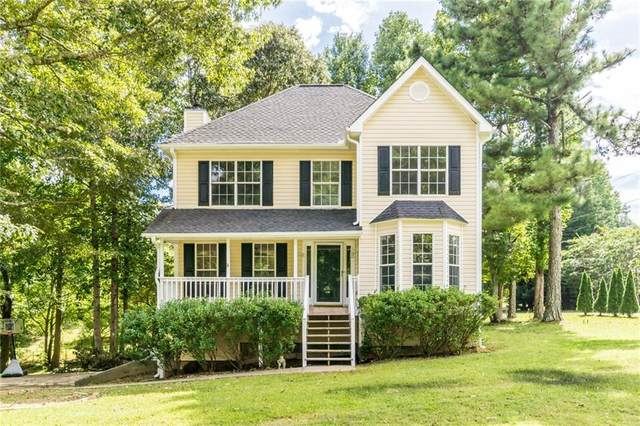 208 Sundown Drive, Acworth, GA 30102 (MLS #6786521) :: The Heyl Group at Keller Williams