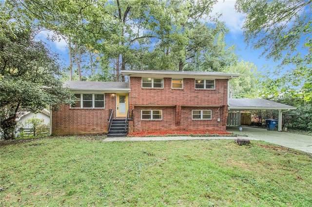 1059 Hilburn Drive SE, Atlanta, GA 30316 (MLS #6786577) :: Rock River Realty