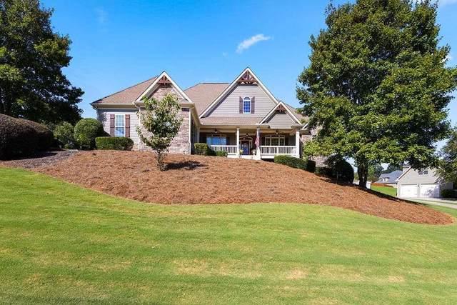 138 Shamus Way, Jefferson, GA 30549 (MLS #6786596) :: RE/MAX Paramount Properties