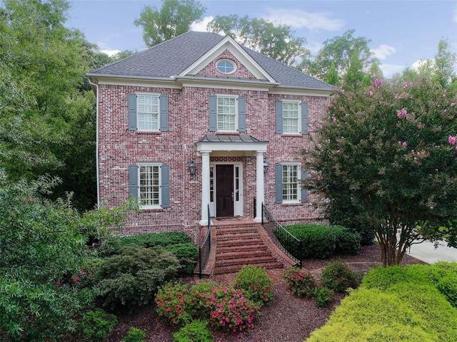 1710 High Trail, Atlanta, GA 30339 (MLS #6786598) :: Dillard and Company Realty Group
