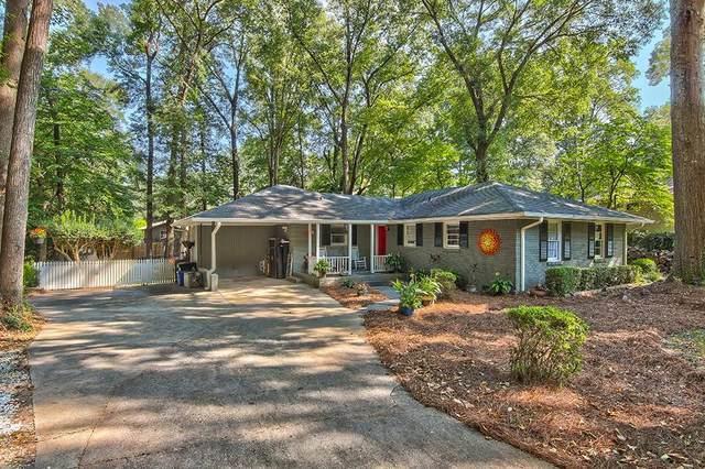 4246 Webb Road, Tucker, GA 30084 (MLS #6786603) :: RE/MAX Paramount Properties