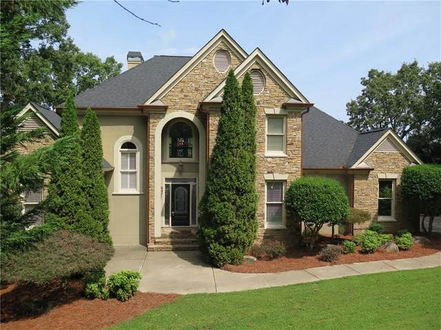 2819 Point Overlook, Gainesville, GA 30501 (MLS #6786606) :: Path & Post Real Estate