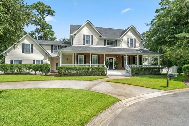 113 Bellrain Lane, St. Simons, GA 31522 (MLS #6786607) :: North Atlanta Home Team