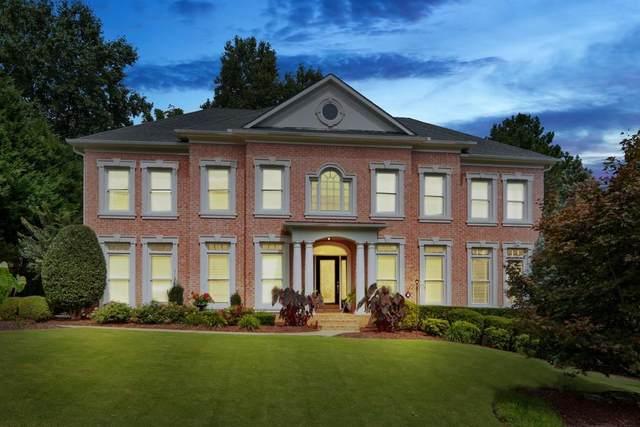 168 Grandmar Chase, Canton, GA 30115 (MLS #6786627) :: Path & Post Real Estate