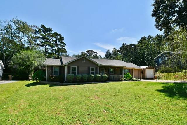 2674 Highland Park Drive, Gainesville, GA 30506 (MLS #6786631) :: Keller Williams Realty Cityside