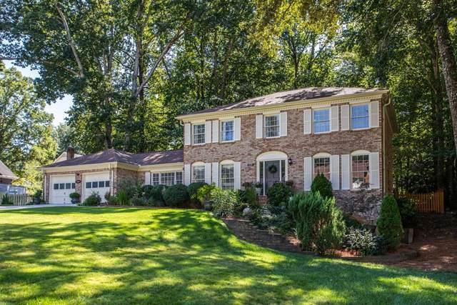 1439 Bunky Lane, Dunwoody, GA 30338 (MLS #6786632) :: Kennesaw Life Real Estate