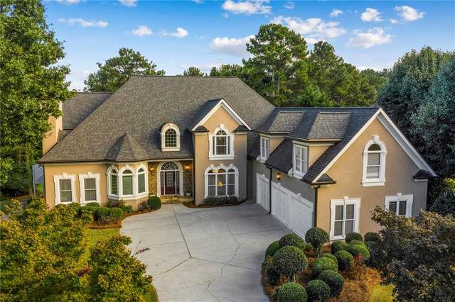 1142 Ascott Valley Drive, Duluth, GA 30097 (MLS #6786640) :: Tonda Booker Real Estate Sales