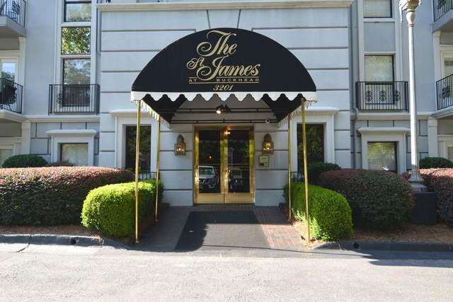 3201 Lenox Road NE #10, Atlanta, GA 30324 (MLS #6786643) :: The Heyl Group at Keller Williams