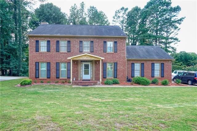 263 Patterson Road, Lawrenceville, GA 30044 (MLS #6786658) :: North Atlanta Home Team