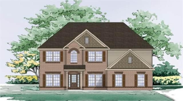 100 Greenwich Drive, Covington, GA 30016 (MLS #6786662) :: The Heyl Group at Keller Williams