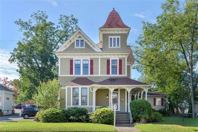 216 Washington Avenue NE, Marietta, GA 30060 (MLS #6786695) :: Rock River Realty