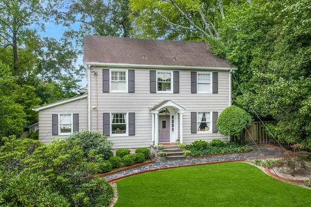95 E Wesley Road NE, Atlanta, GA 30305 (MLS #6786711) :: Good Living Real Estate