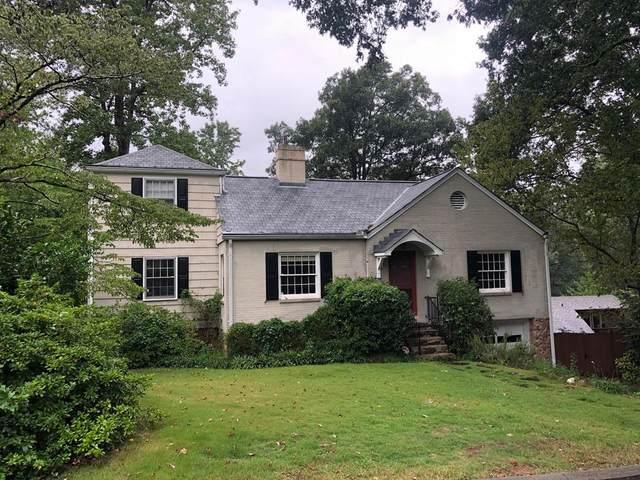 240 Chelsea Drive, Decatur, GA 30030 (MLS #6786725) :: North Atlanta Home Team