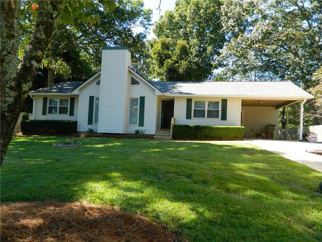 3921 Bark Camp Place, Gainesville, GA 30506 (MLS #6786727) :: Rock River Realty