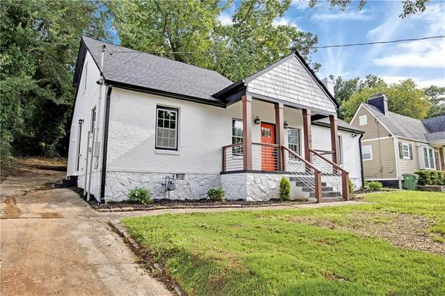 1148 Cahaba Drive SW, Atlanta, GA 30311 (MLS #6786734) :: The Heyl Group at Keller Williams