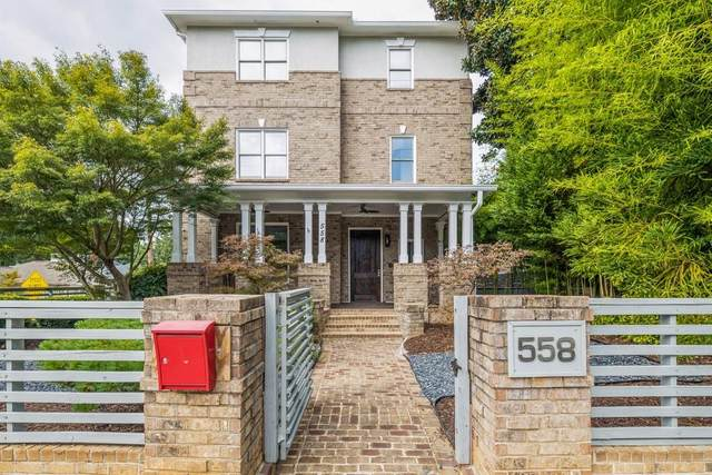 558 Highland Avenue NE, Atlanta, GA 30312 (MLS #6786748) :: Dillard and Company Realty Group