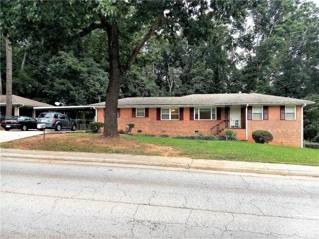 667 N Hairston Road, Stone Mountain, GA 30083 (MLS #6786751) :: The Heyl Group at Keller Williams