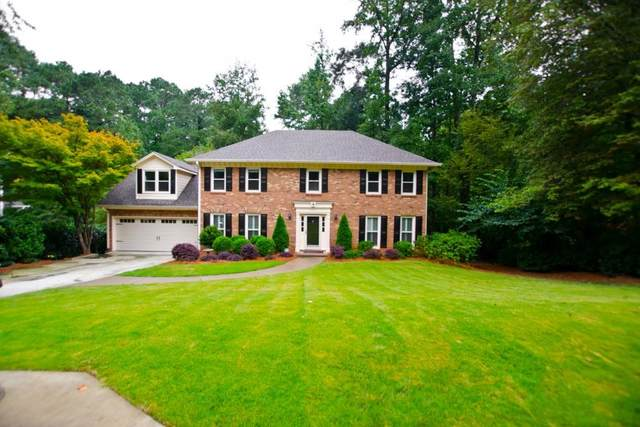 4852 Riveredge Drive, Peachtree Corners, GA 30096 (MLS #6786752) :: RE/MAX Prestige