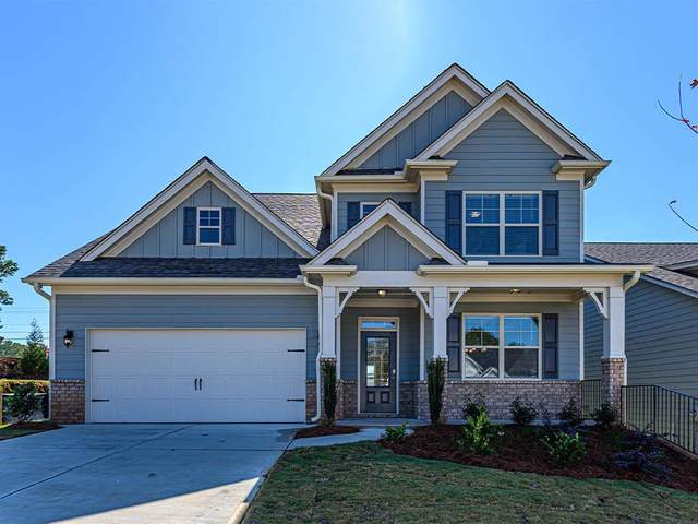 907 Deer Path, Waleska, GA 30183 (MLS #6786781) :: The Cowan Connection Team