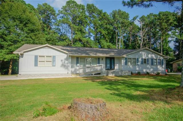 2816 Salem Road SE, Conyers, GA 30013 (MLS #6786791) :: The Heyl Group at Keller Williams
