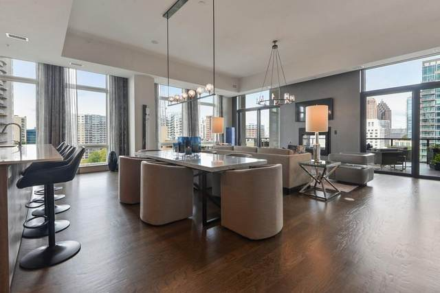 867 Peachtree Street Ph-1, Atlanta, GA 30308 (MLS #6786798) :: The Justin Landis Group