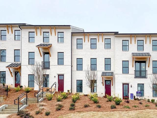 6005 Saffron Way #33, Roswell, GA 30076 (MLS #6786799) :: North Atlanta Home Team