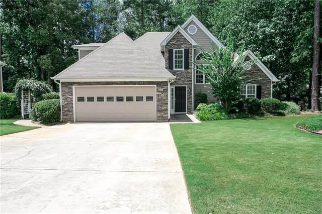2620 English Oaks Lane NW, Kennesaw, GA 30144 (MLS #6786802) :: The Heyl Group at Keller Williams