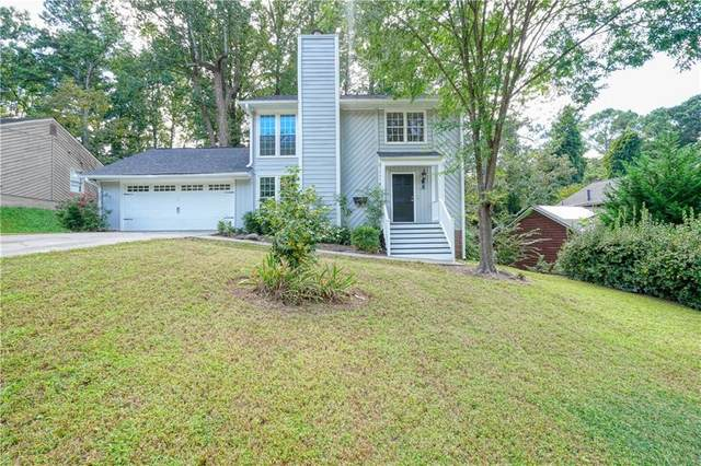 1237 Castle Way, Norcross, GA 30093 (MLS #6786804) :: North Atlanta Home Team