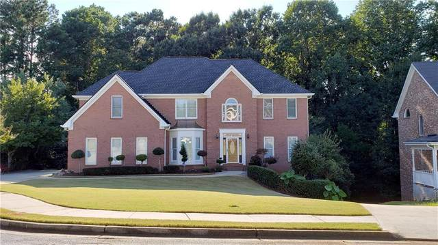 70 Cross Creek Drive, Lilburn, GA 30047 (MLS #6786849) :: North Atlanta Home Team