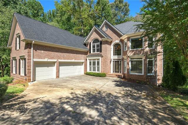 5690 Buckleigh Pointe, Suwanee, GA 30024 (MLS #6786851) :: Tonda Booker Real Estate Sales