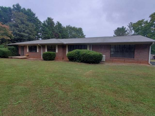 4804 Flat Creek Road, Oakwood, GA 30566 (MLS #6786864) :: The Heyl Group at Keller Williams