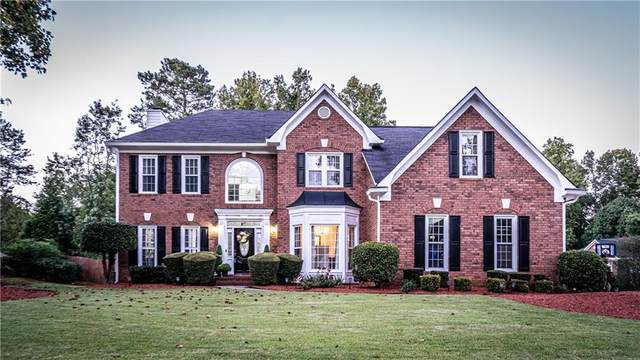 2349 Meadow Isle Lane, Lawrenceville, GA 30043 (MLS #6786892) :: North Atlanta Home Team