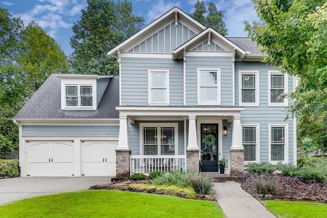5913 Deer Chase Lane, Hoschton, GA 30548 (MLS #6786893) :: Dillard and Company Realty Group