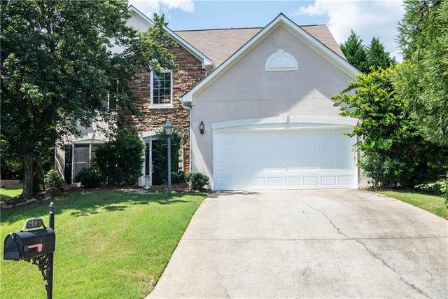 1585 Derry Brooke Walk SW, Smyrna, GA 30082 (MLS #6786900) :: Kennesaw Life Real Estate