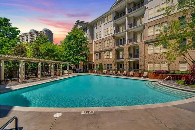 3621 Vinings Slope SE #1430, Atlanta, GA 30339 (MLS #6786911) :: The Heyl Group at Keller Williams