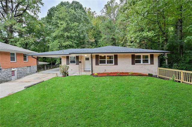 446 Waterford Road NW, Atlanta, GA 30318 (MLS #6786912) :: Kennesaw Life Real Estate