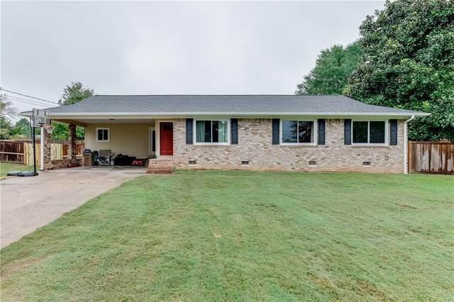3241 Montgomery Drive, Gainesville, GA 30504 (MLS #6786914) :: Rock River Realty