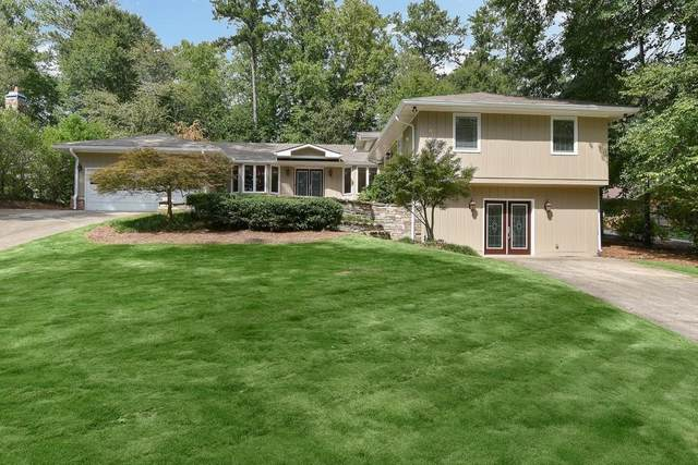 3725 Greenview Drive, Marietta, GA 30068 (MLS #6786969) :: Path & Post Real Estate