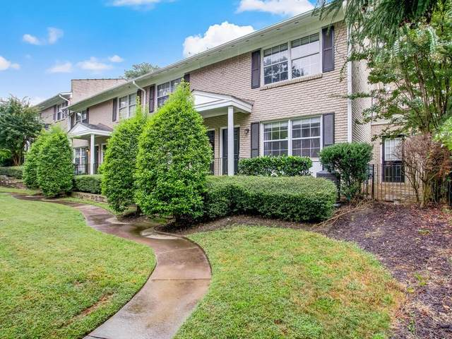 2232 Dunseath Avenue NW #109, Atlanta, GA 30318 (MLS #6786974) :: Thomas Ramon Realty