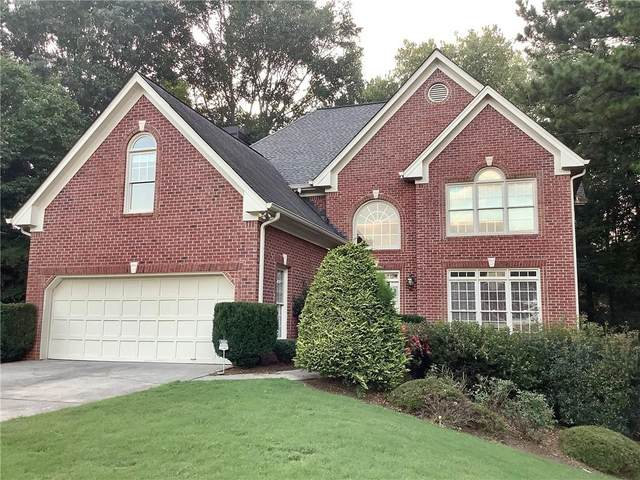 2853 2853 St. George Court Court, Tucker, GA 30084 (MLS #6786975) :: The Cowan Connection Team