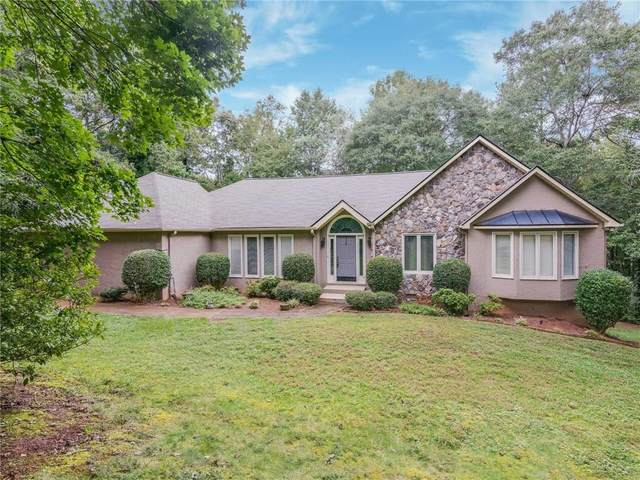 2572 Abbey Ridge Road SW, Conyers, GA 30094 (MLS #6786986) :: The Heyl Group at Keller Williams