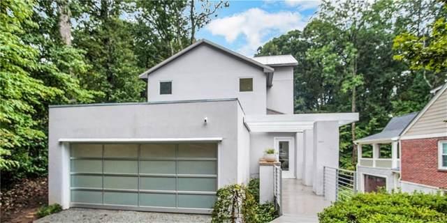 1448 Wessyngton Road NE, Atlanta, GA 30306 (MLS #6787010) :: Path & Post Real Estate
