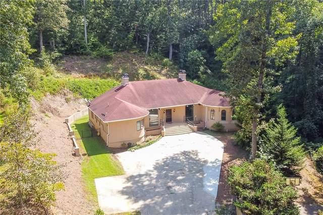 5031 Peach Mountain Circle, Gainesville, GA 30507 (MLS #6787018) :: The Heyl Group at Keller Williams
